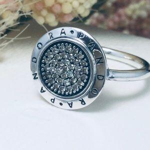 Pandora Jewelry - Original pandora signature ring size 6